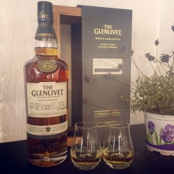 The Glenlivet 14 år 61.2%...