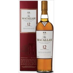 The Macallan Sherry Oak 12...