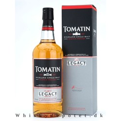 Tomatin Legacy 43% 70 cl.