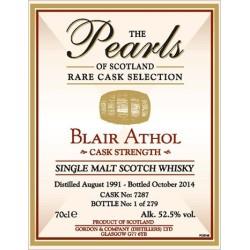 Blair Athol 23 år Cask...