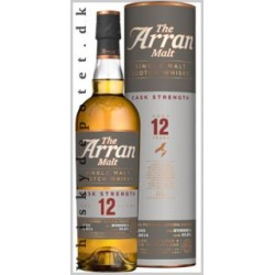 Arran 12 år Cask Strength...