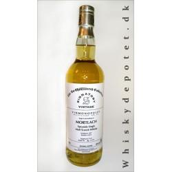 Distillery No. 20 Mortlach...