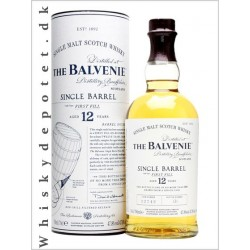 The Balvenie 12 år 47.8% 70cl.