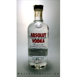 Absolut Vodka Rød 50% 50 cl.