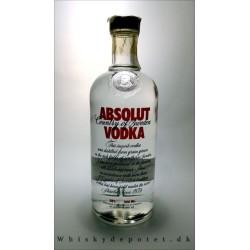 Absolut Vodka Rød 50% 50 cl.