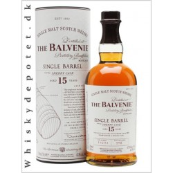 The Balvenie 15 år Sherry...