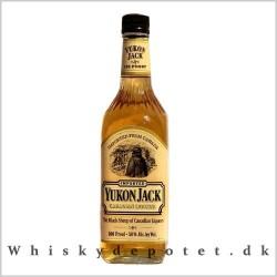 Yukon Jack Whiskey likør...