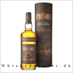 BenRiach 10 år 43% 70cl.