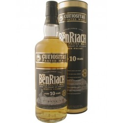 BenRiach Curiositas peated...