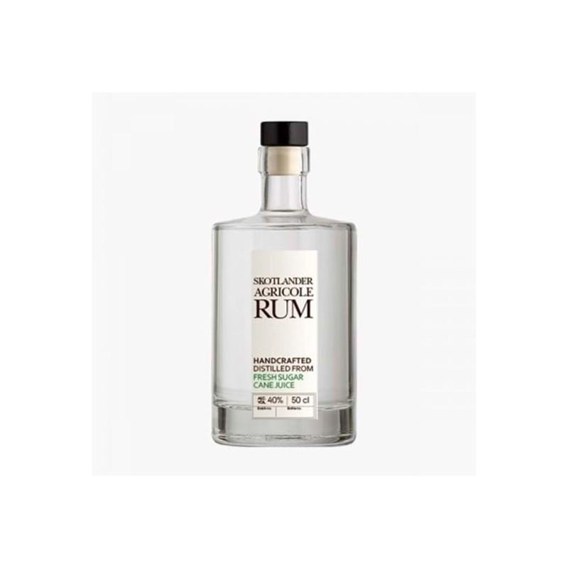 Skotlander Agricole Rum er en af Skotlander's nye rom