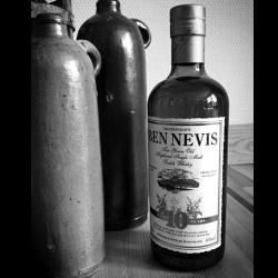 Ben Nevis 10 år