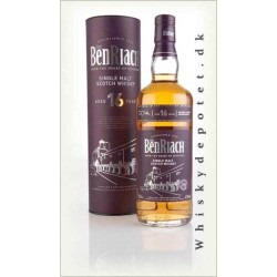 BenRiach 16 år 43% 70cl.