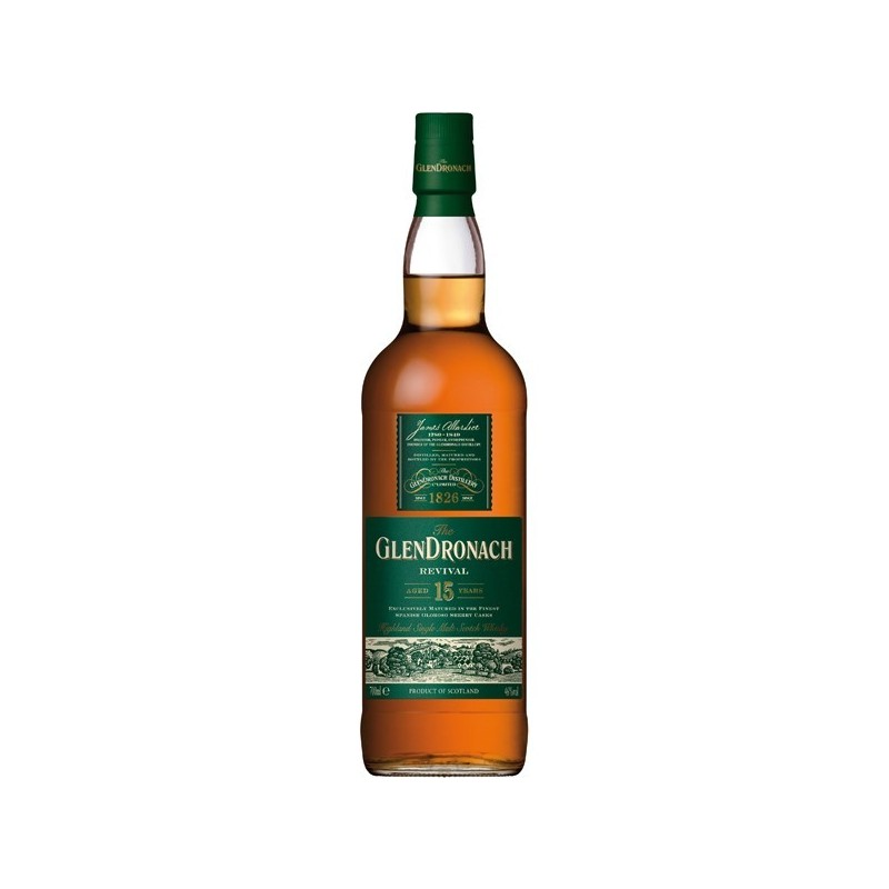 Glendronach Old Revival 15 år 46% 70 cl.