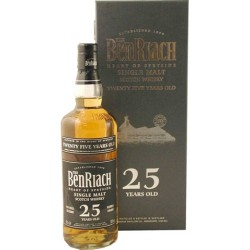 BenRiach 25 år 50% 70 cl.