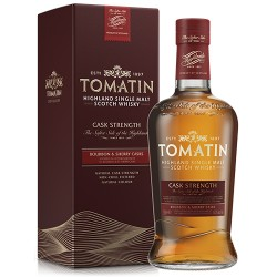 Tomatin Cask Strenght 57,5%...