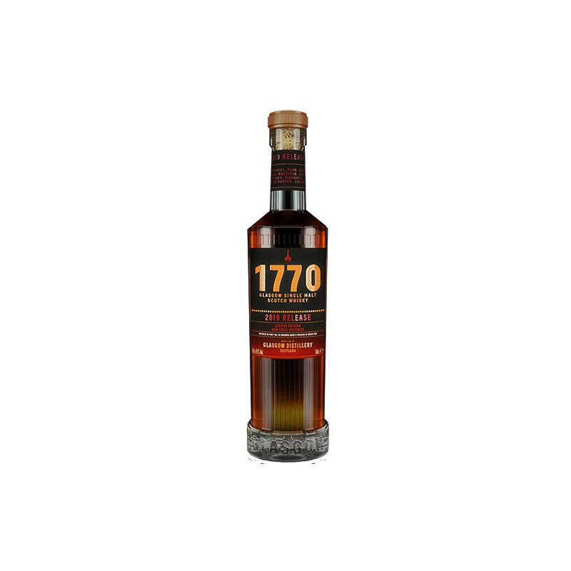 The Glasgow 1770-(2019) 46% 50 cl.