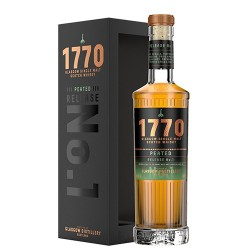 The Glasgow 1770-(2019) Peat 52 46% 50 cl.