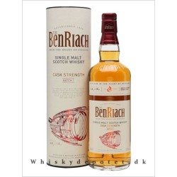 BenRiach 57,2% 70cl. Batch 1