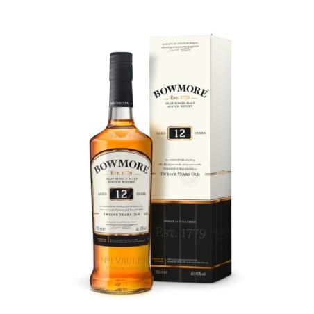Bowmore 12 år Single malt 40%