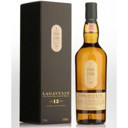 Lagavulins 200-års jubilæum, single malt 12 år 57,7% whisky.
