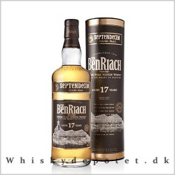 BenRiach Septendecim peated...
