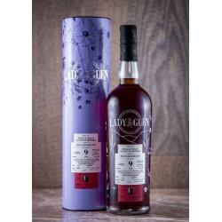 Bunnahabhain 9 år 2010 vintage Sherry Hogshead 66,7%