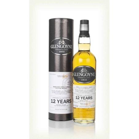 Glengoyne 12 år Highland Single Malt Whisky