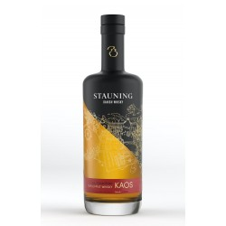 Stauning KAOS Triple Malt Whisky 70 cl.