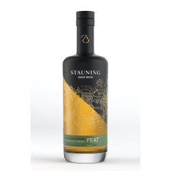 Stauning Peat 2020 70 cl. TØRVE-RØGET SINGLE MALT WHISKY