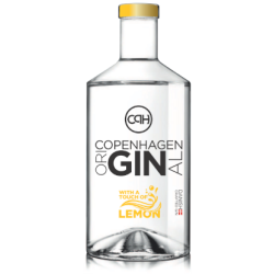 The fresh one - CPH oriGinal gin | lemon