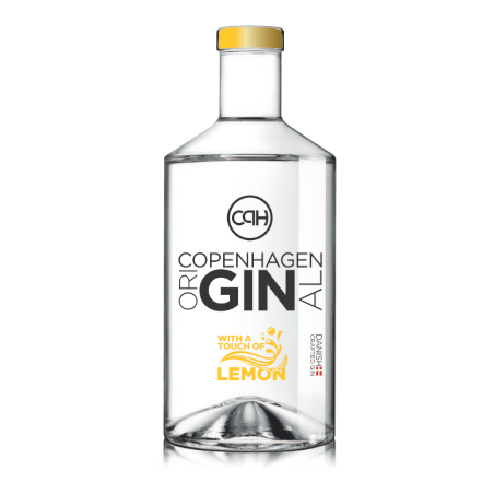 The fresh one - CPH oriGinal gin | lemon