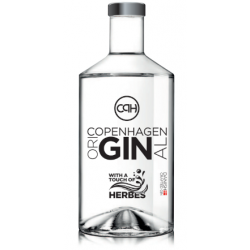 The Classic - CPH oriGinal gin | Herbs