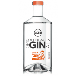 The Tropical one - CPH oriGinal gin | Orange