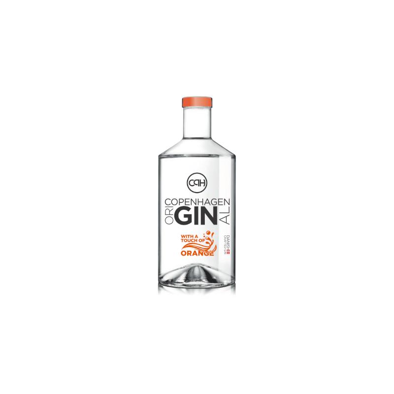 The Tropical one - CPH oriGinal gin | Orange