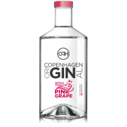 The Pink one - CPH oriGinal gin | Pink Grape