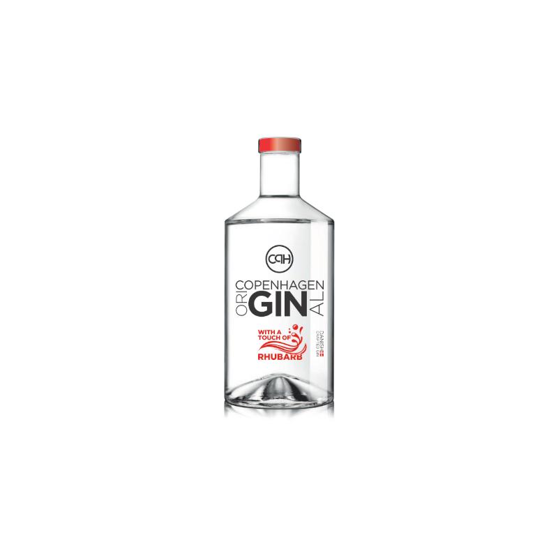 The summer gin - CPH oriGinal gin | Rhubarb