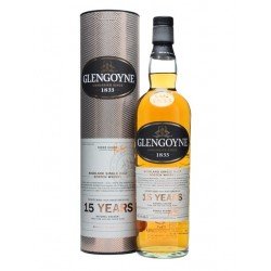 Glengoyne Single malt 15 år 43%