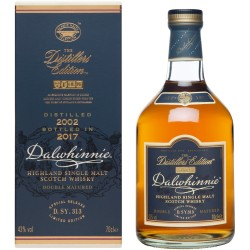 Dalwhinnie 15 år 43% 70 cl.