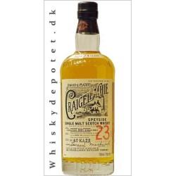 Craigellachie 23 år 46% 70 cl.