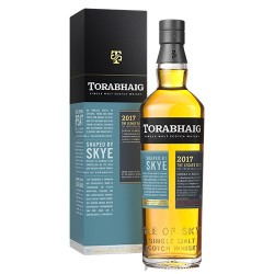 Torabhaig 2017 Malt Whisky - Isle of Skye - First Release