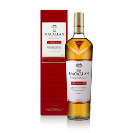 Macallan Classic Cut - 2020 Edition 55% 70cl. Single Malt Whisky
