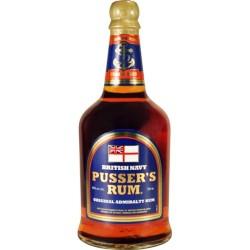 Pusser's British Navy Rom...