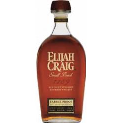 Elijah Craig Barrel Proof 65,7% 131.4 Proof