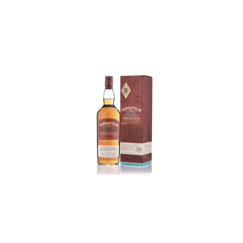 Tamnavulin Sherry Cask Edition Speyside Single Malt Whisky