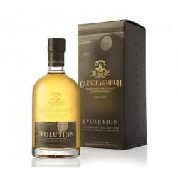 Glenglassaugh Evolution 50%...