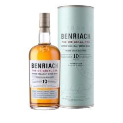 "BenRiach ""The Original Ten"" Speyside Single Malt"