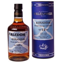 """Edradour """"Caledonia"""" 12 år Single Malt 46% - WhiskyDepotet.dk"""