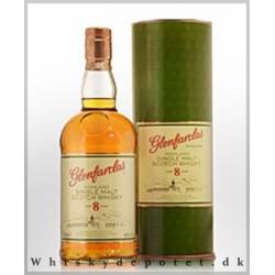 Glenfarclas 8 år 40% 70 cl.