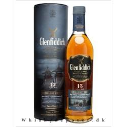 Glenfiddich 15 år...