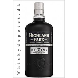 Highland Park Dark Origins...